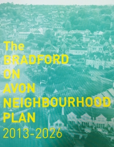Bradford on Avon Neighbourhood Plan Cover
