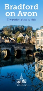 Bradford on Avon Visitor Guide Cover
