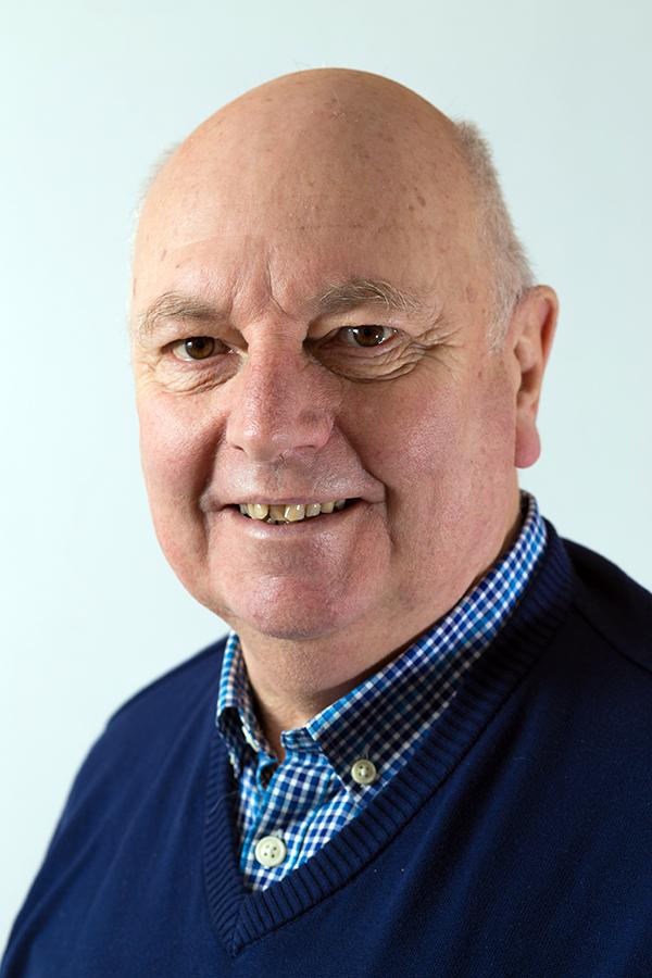 Councillor Mike Roberts