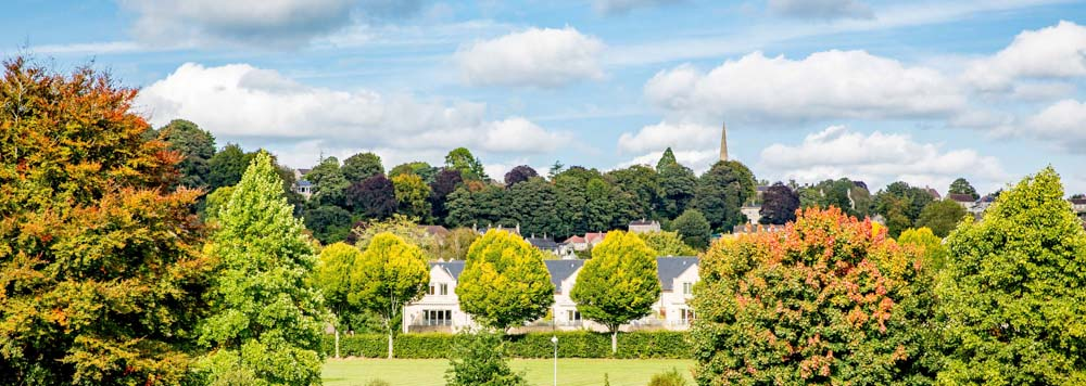 Townscape from Bradford on Avon