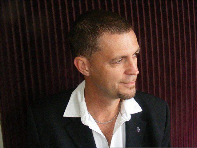 Portrait of Martin Malone